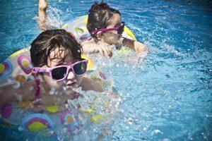 אטרקציות לילדים – פארקי מים